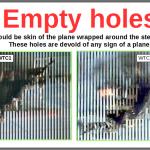 WTC : Les images non édités de l'explosion de la 2eme tour du world trade center montrent qu'il n'y a jamais eu d'avion