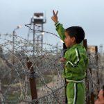 Palestine : Chez nous il pleut de l'eau, là bas il pleut des bombes !