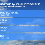Climat : Attention, grosse vague de froid attendue en France cette semaine