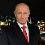 Le président Vladimir Poutine présente ses vœux aux citoyens russes dans son allocution du Nouvel An.