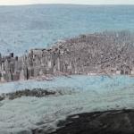 Environnement : L'effondrement et la fonte d'un glacier filmés en direct