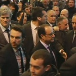 France : Hollande hué au salon de l'agriculture