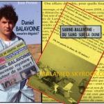Daniel Balavoine mort dans un accident d'hélicoptère en janvier 1986, des zones d'ombre s'éclaircissent.