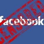 Censure à tout va sur Facebook