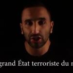 Un jeune étudiant en Histoire (Yannis Arab) adresse un message en hébreu sous-titré en français aux dirigeants sionistes. Justice et Liberté pour les prisonniers Palestiniens !