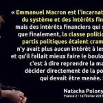 Médias libres : Natacha Polony se paye Jacques Attali !