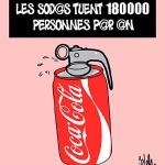Santé : Les sodas tuent 184'000 personnes dans le monde chaque année