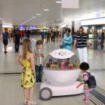 Suisse & Technologie : Quoi de plus chaleureux qu'un robot pour être accueilli, à la poubelle les humains ?