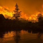 Environnement : Les incendies dévastateurs survenus en Californie du nord seraient liés à l'agenda 21 (Vidéo)