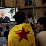 Espagne : «La première guerre sur internet du monde a commencé en Catalogne», s'alarme Julian Assange
