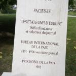 L'image du jour : A Genève, dans un parc, par un beau dimanche ensoleillé !