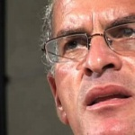 Norman Gary Finkelstein, professeur, auteur et politologue juif pour la paix.