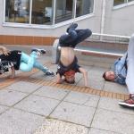 Culture urbaine : Star en herbe, Martin du groupe We For You que nous suivons sur Finalscape