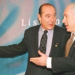 Politique : Quand Chirac a traité Netanyahu de menteur en face à face